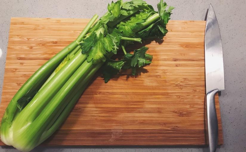5 Reasons to drink celeryjuice